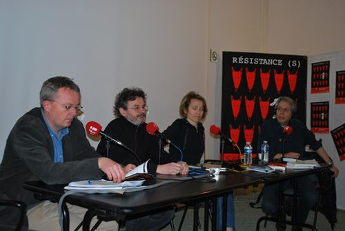 Rencontres - Tables rondes - Spectacle - Projections - Lectures - Débats ...