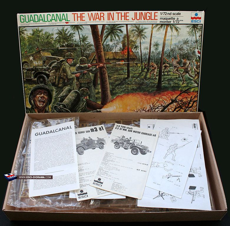 Album - Esci 2018 - Guadalcanal - the war in the jungle