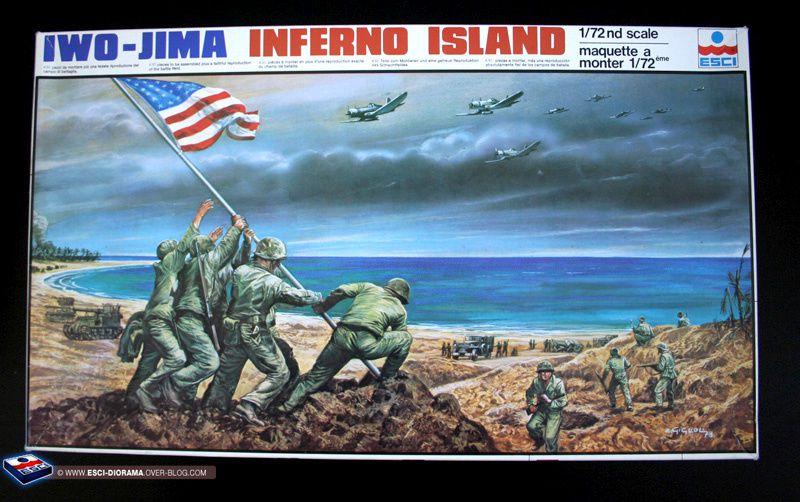 Album - esci 2017 - Iwo-Jima, Inferno Island