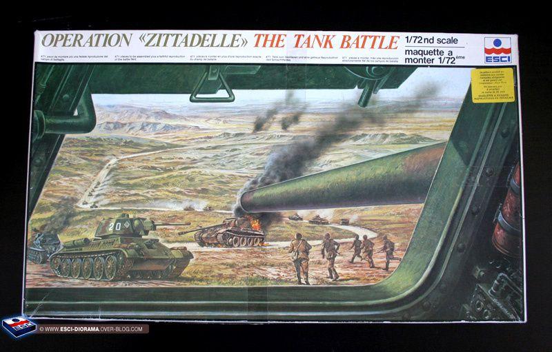 Album - esci 2014 - Operation Zittadelle, The tank battle