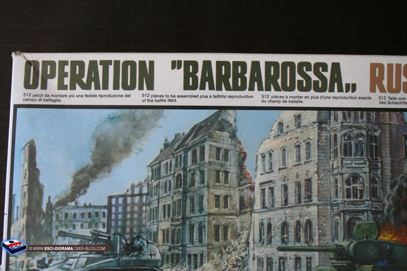 Album - esci 2016 - Barbarossa, Russian Invasion