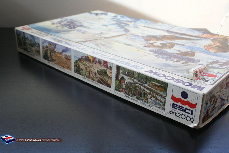 Album - ESCI 2002 - MOSCOW - Operation Typhoon