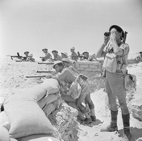 Album - esci 2003 - El Alamein, The desert battle