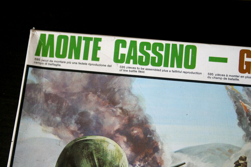 Album - esci 2008 - Cassino - Green Devil's Hill