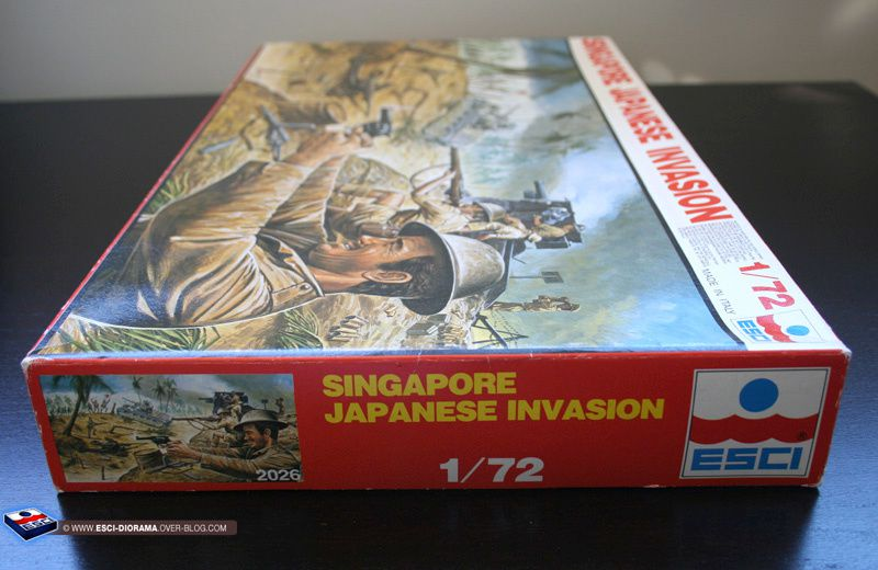 Album - esci 2026 - Singapore, Japanese Invasion