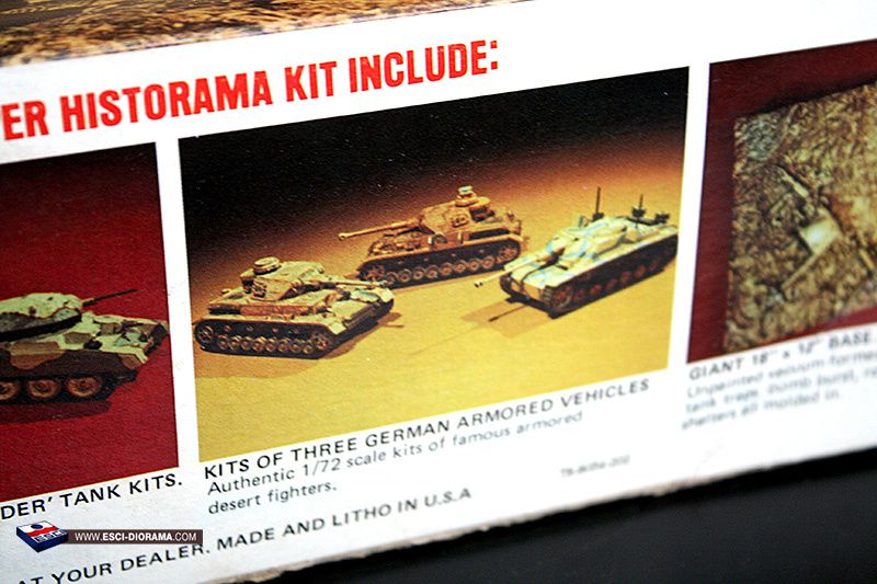 Mpc diorama set ref 2-8054