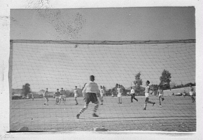 Le foot à Laghouat en photos 70ans
