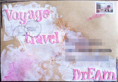 Album - Challenge Mail Art -saison-3