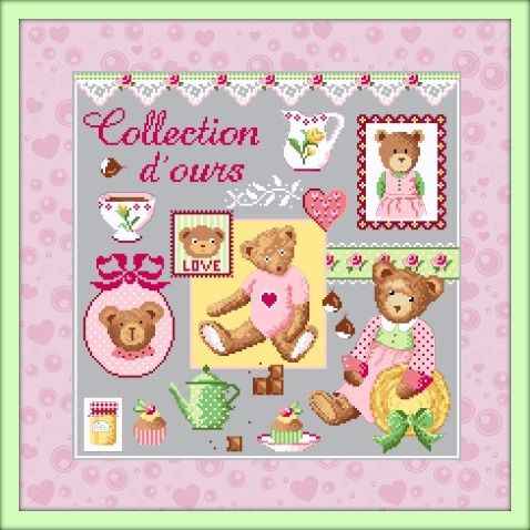 Album - collection-d-ours
