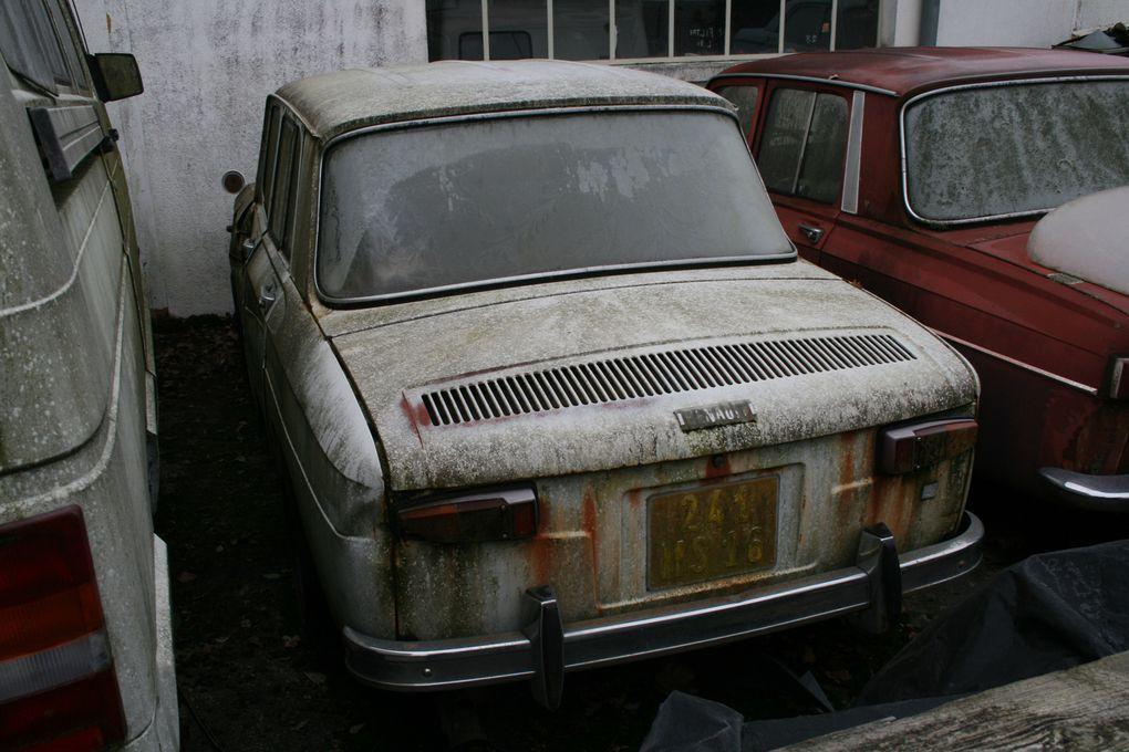 Album - Ancienne Casse auto abandonnee