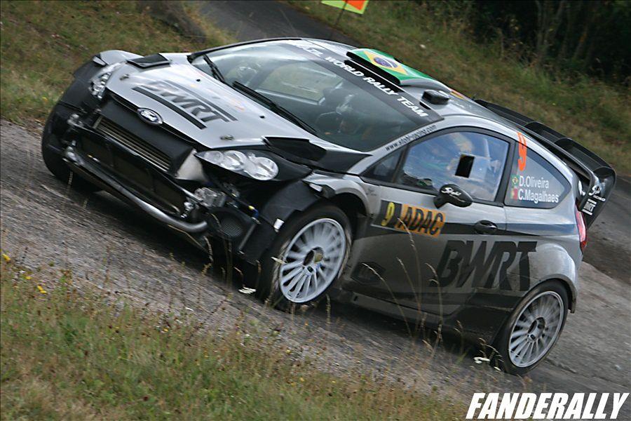 Album - WRC Allemagne 2012 2ème journée