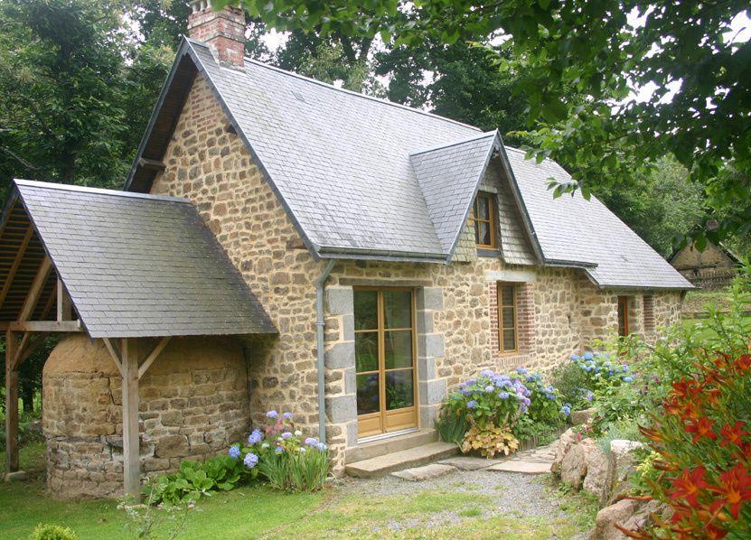 """Gîte en Normandie, dans le Mortainais, dans le """"Pays de la Baie du Mt-St-Michel"""""""