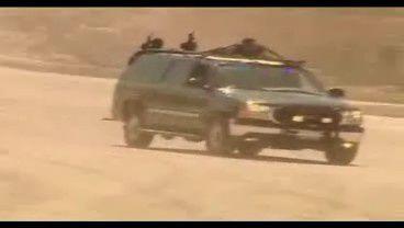 unités spéciales de la gendarmerie royale marocaine