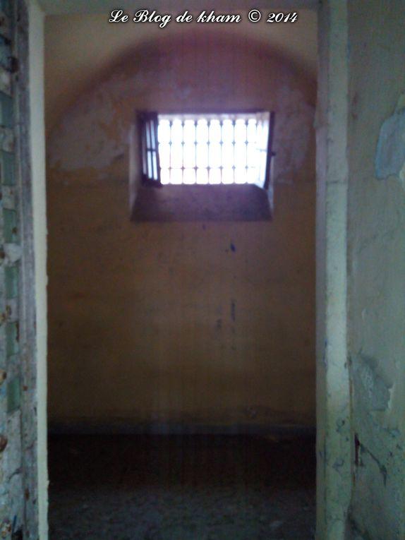 Au coeur d'une des plus vieille prison de France.