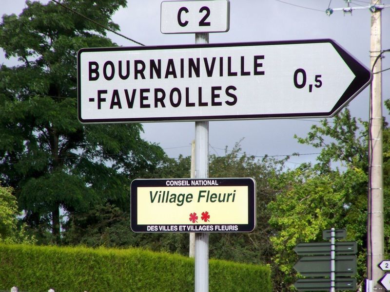 Album - BOURNAINVILLE-VILLAGE.