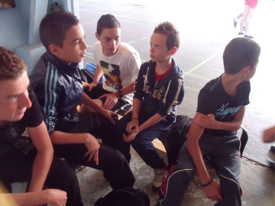 Groupe des 11 - 15 ans