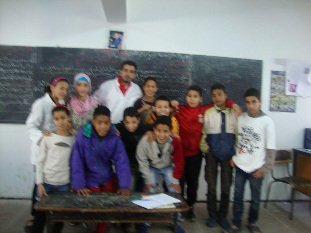 EDUCATION NON FORMELLE 2010-2011