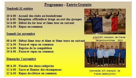 Album - CNC-JEUNES-FRANCE-2014