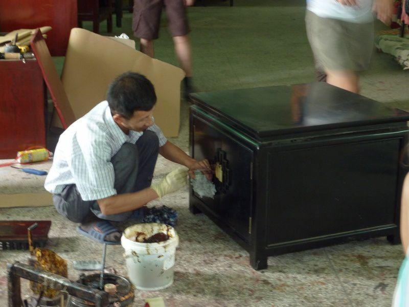Zhongshan : ville du meuble