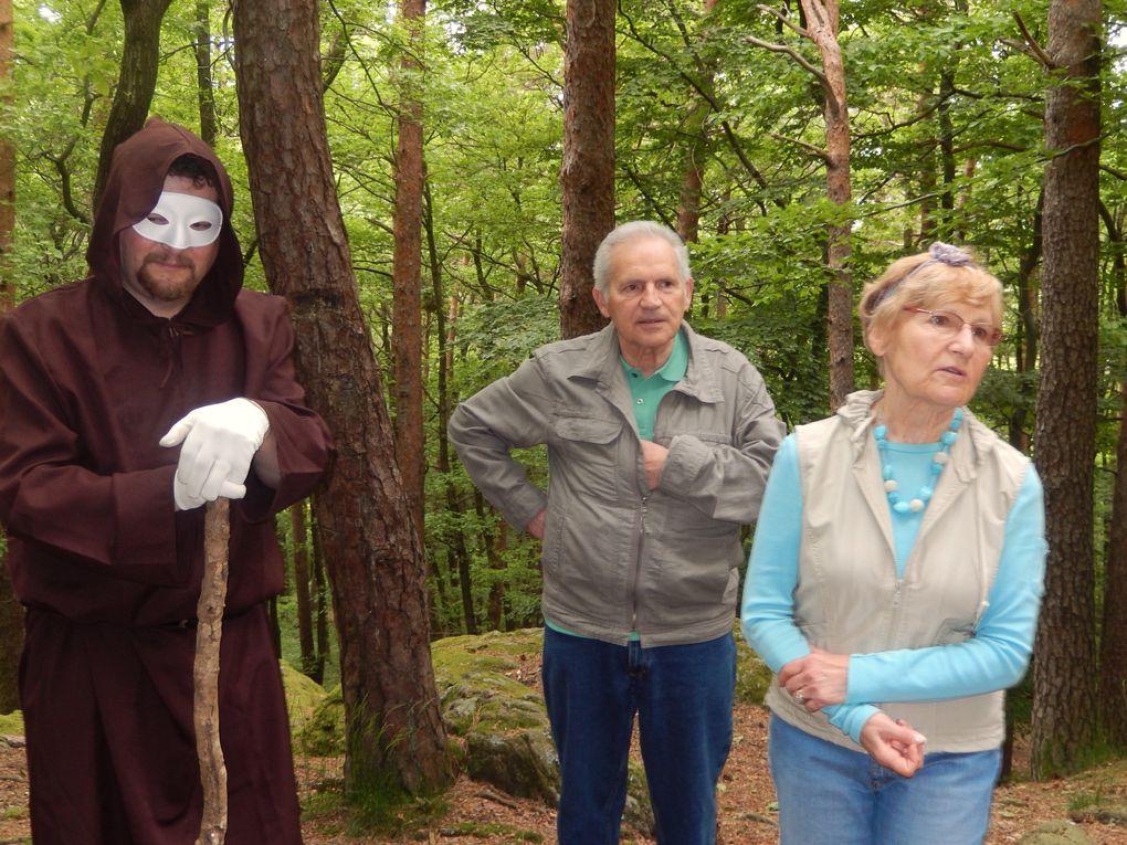 L'orée du bois 8  juin 2013
