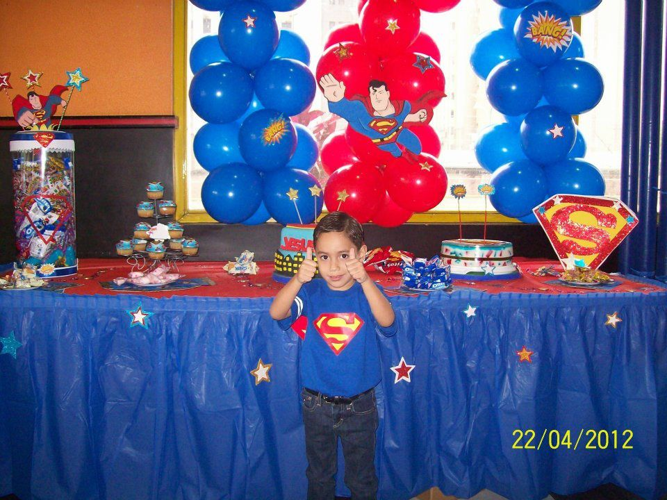 Album fiesta superman blog de cotilloncreativodn for Todo decoracion