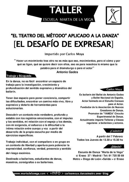 """""""El desafío de Expresar""""Conferencia+Taller abiertoFotografía Lau Slides17 Dic 2012"""