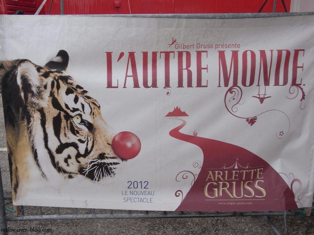 Album - Cirque-Gruss