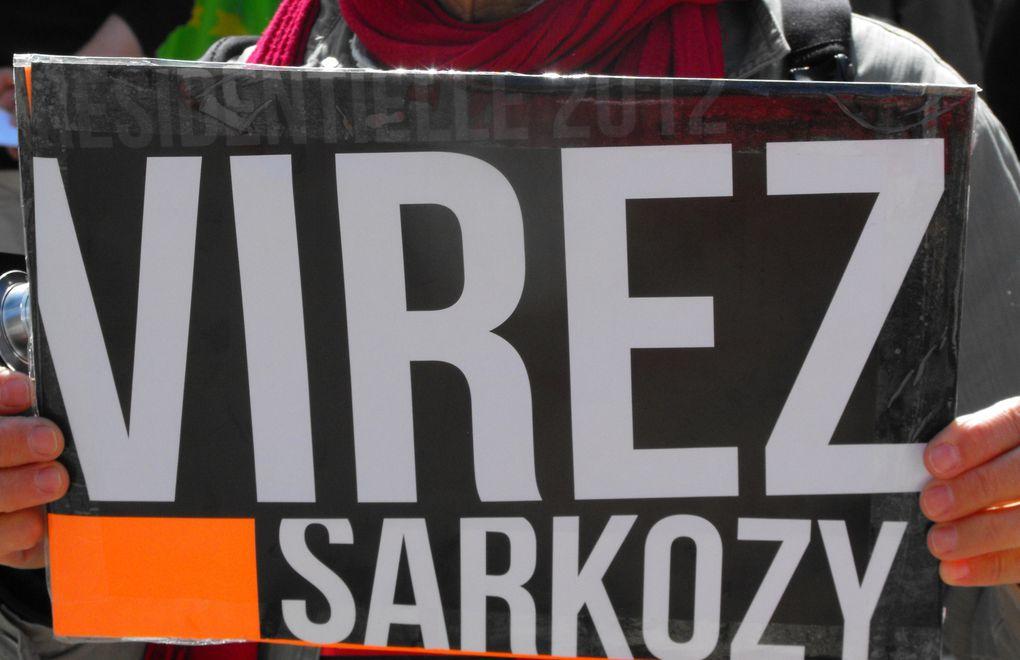 manifestation du 1° Mai 2012 à Chambéry
