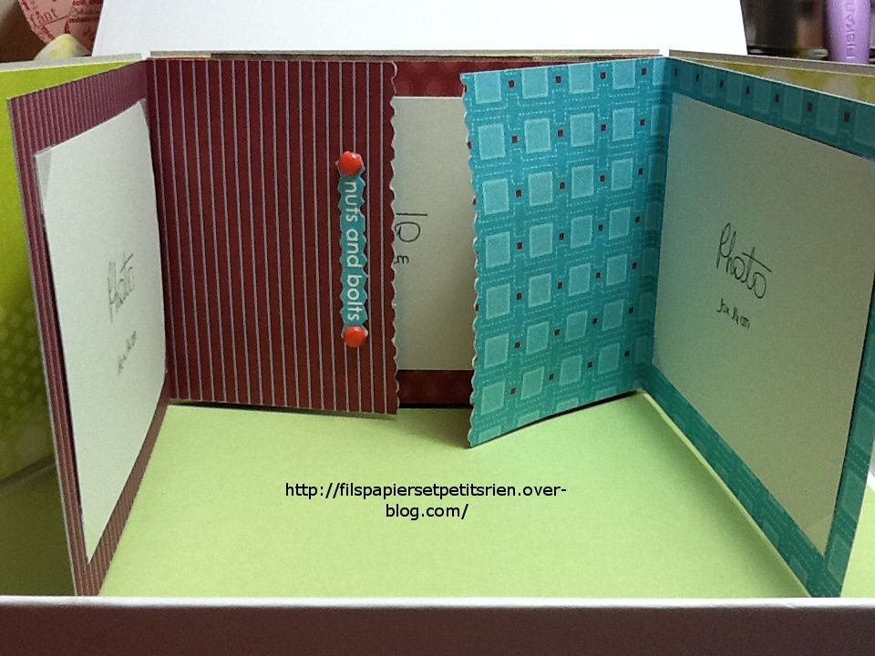 Album - Scrapbooking Mini-albums