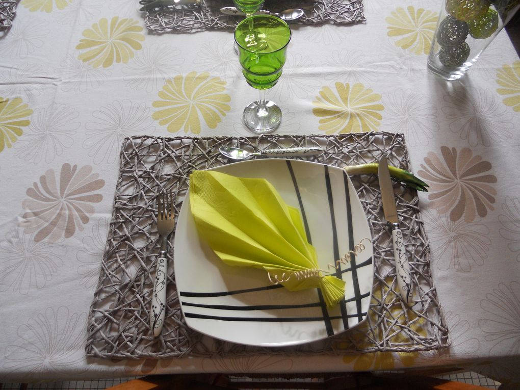 Album - Deco de table