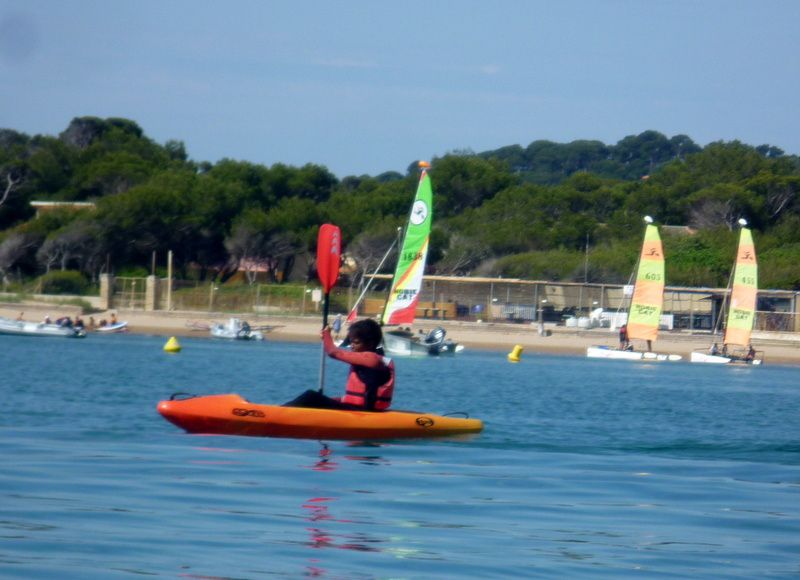Album - Stage de voile 2013