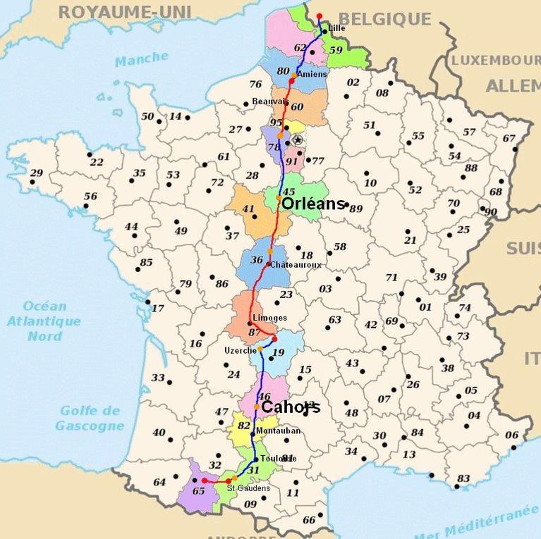 Album - la-France--du-sud-au-nord