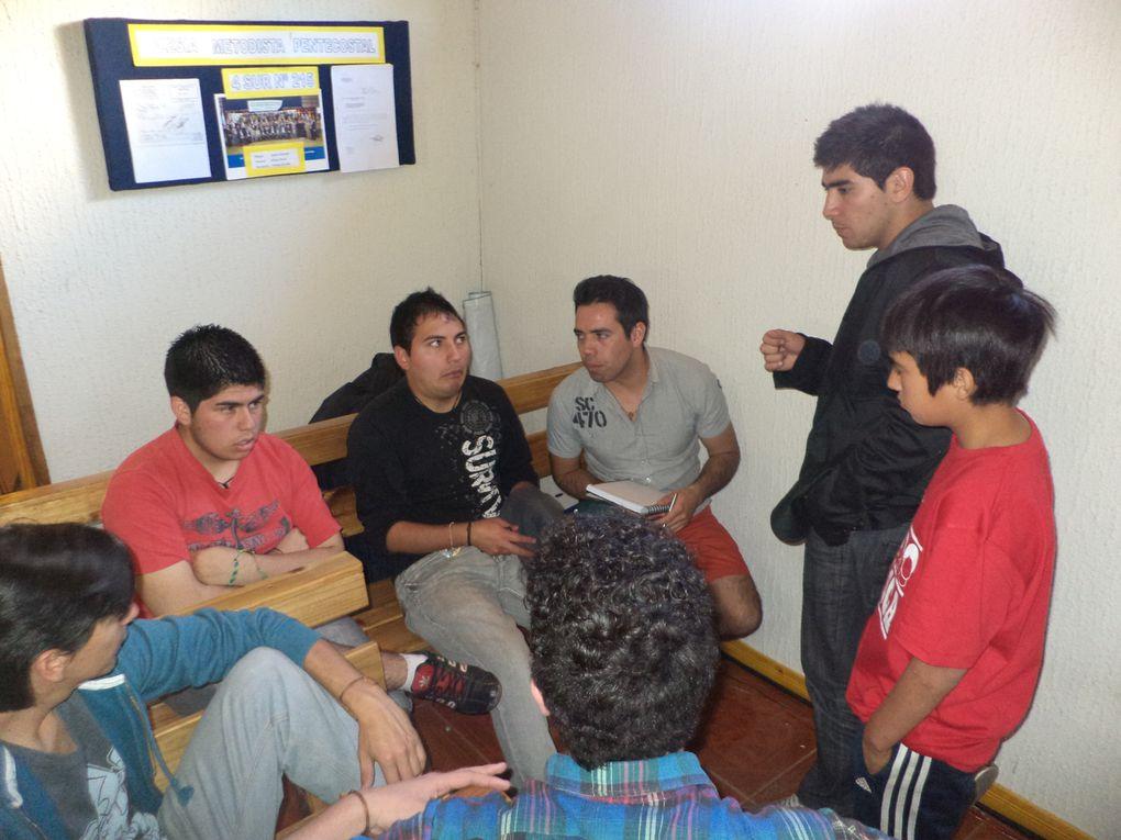 Album - Campamento Evangelistico Parral 2012 El Poder de Jesus 1
