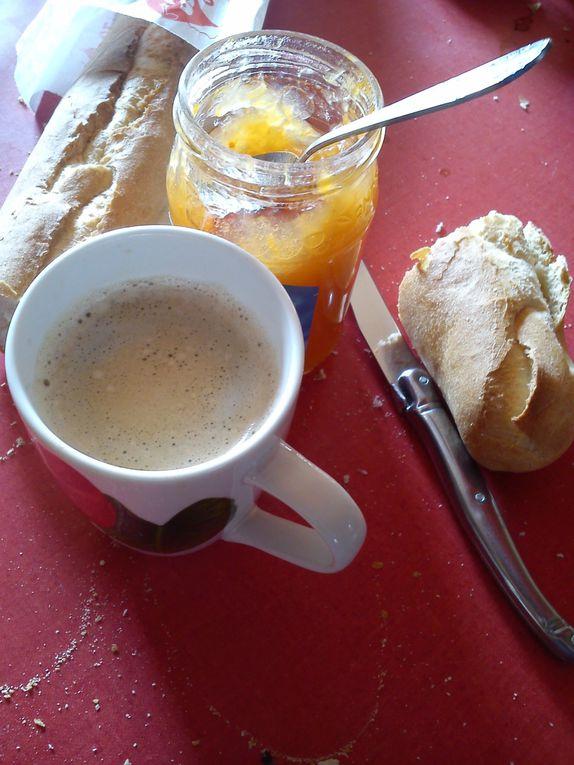 les petits déjeuners d'Edwige