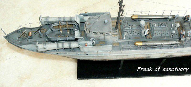 Schnellboot - Airfix - 1/72