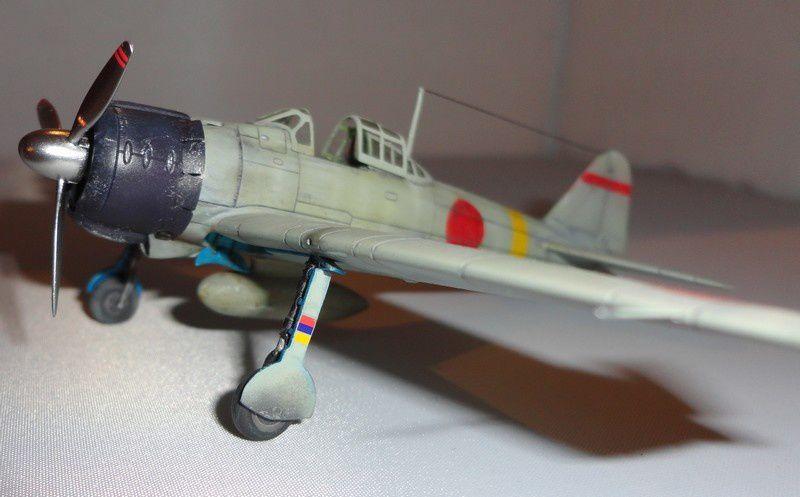 A6M2b Zero - Airfix - 1/72
