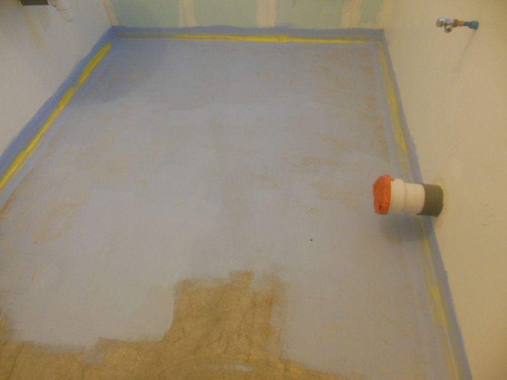 Album - e) Salle de bain de l'étage