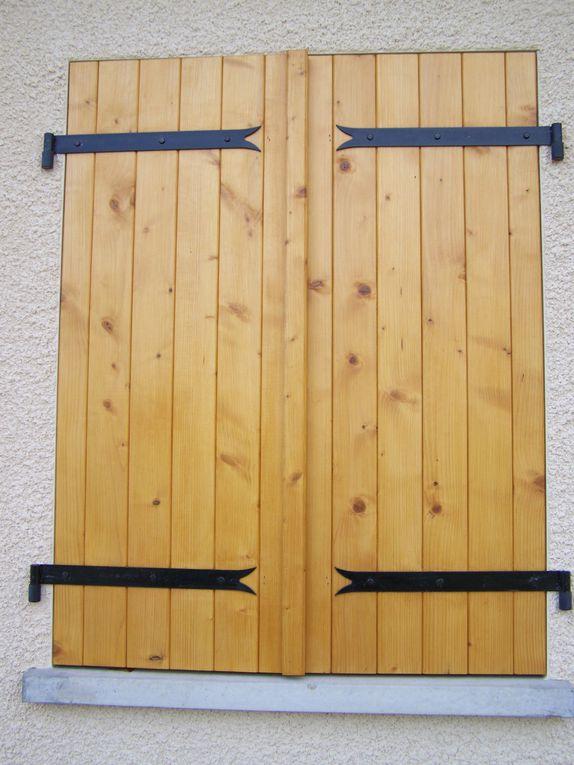 Album - r) accessoir maison,lasure volets et fenêtres