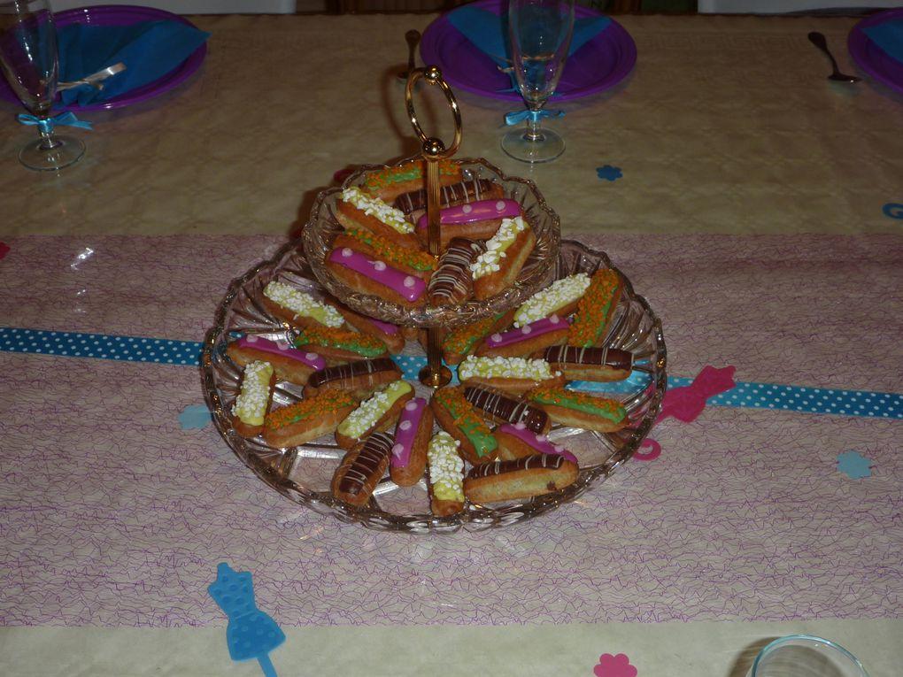 Idées de décoration de gâteaux.Et autres photos culinaires.