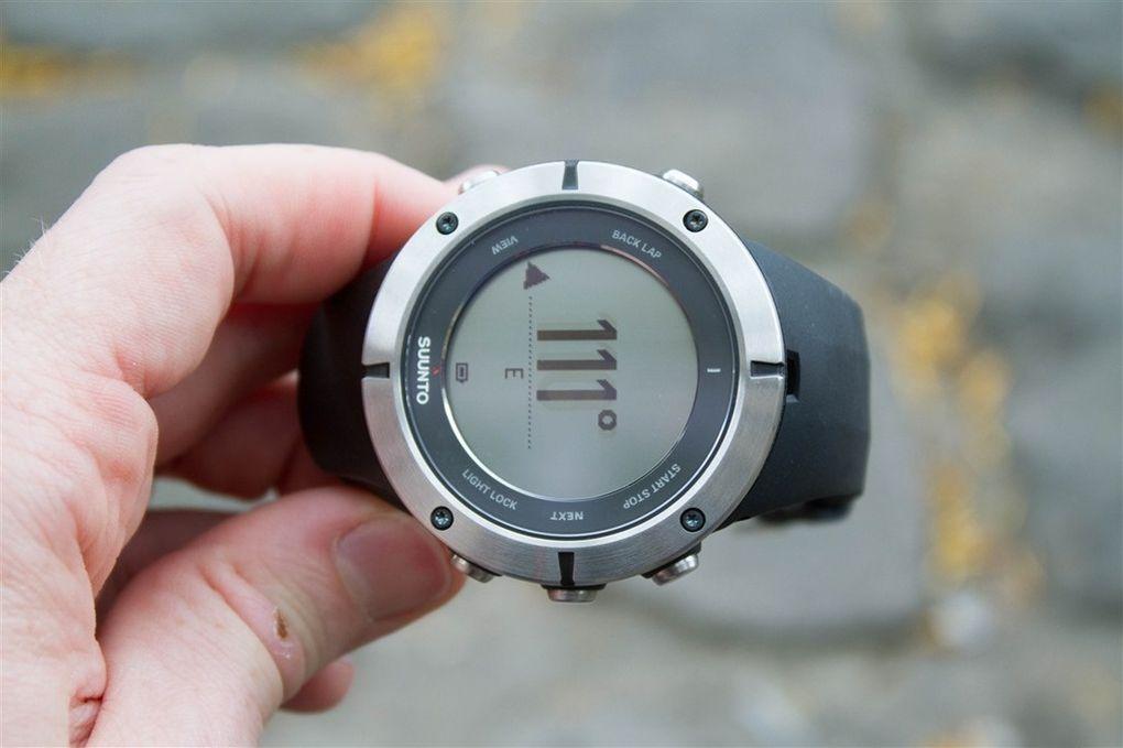 Toutes les images viennent du site web suivant : www.dcrainmaker.com
