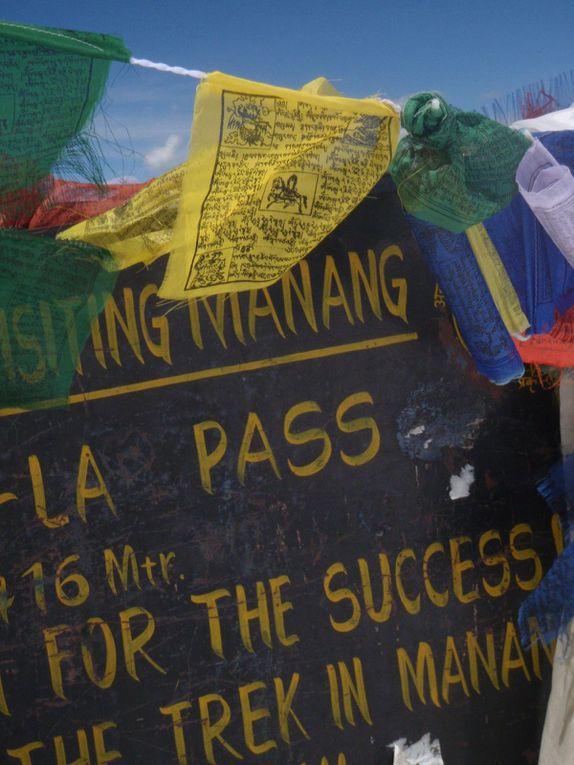 passage au thorong pass 5476m