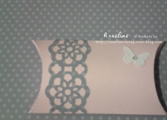 Mes créations avec Stampin'up
