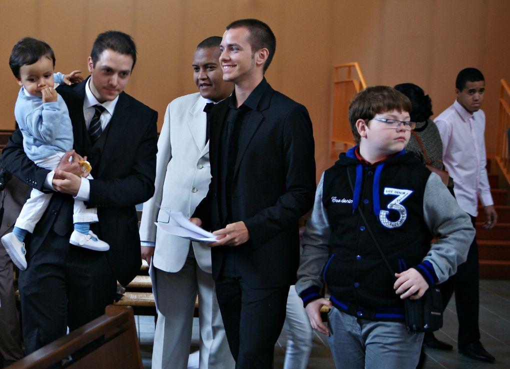Avant la messe