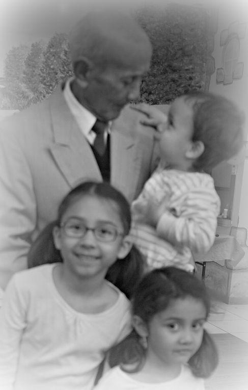 C'est une grande bénédiction que de voir naître et grandir ses enfants, petits enfants, arrière-petits enfants !