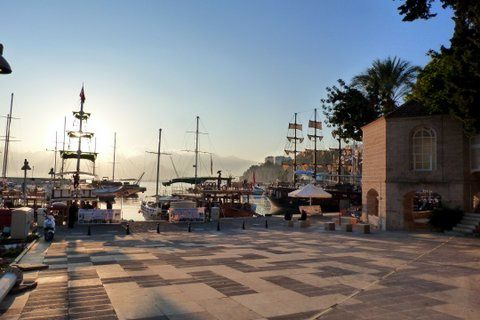 Voyage en Turquie Lycie du 17 au 24 novembre 2012