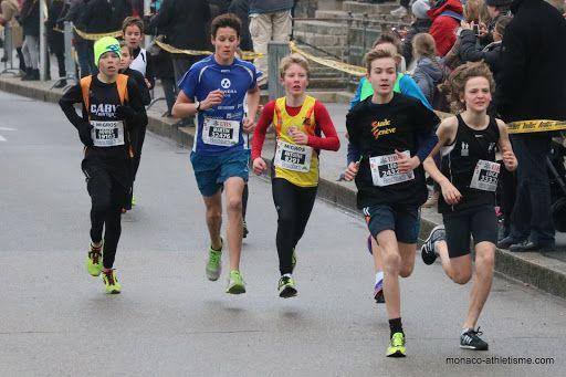 course de l escalade 2015