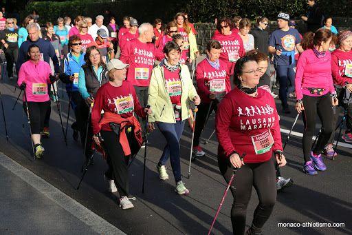 marcheurs lausanne marathon 2015