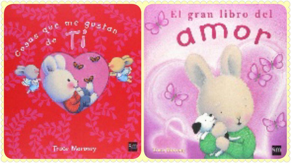 Tremendamente enamorada de.... los libros de Trance Moroney