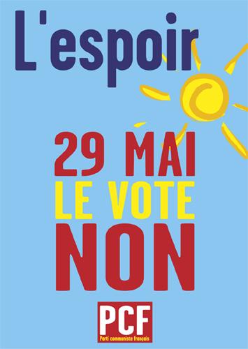 Un dossier regroupant cartes, graphiques et illustrations li&eacute&#x3B;s au r&eacute&#x3B;f&eacute&#x3B;rendum du 29 mai sur le trait&eacute&#x3B; constitutionnel europ&eacute&#x3B;en.