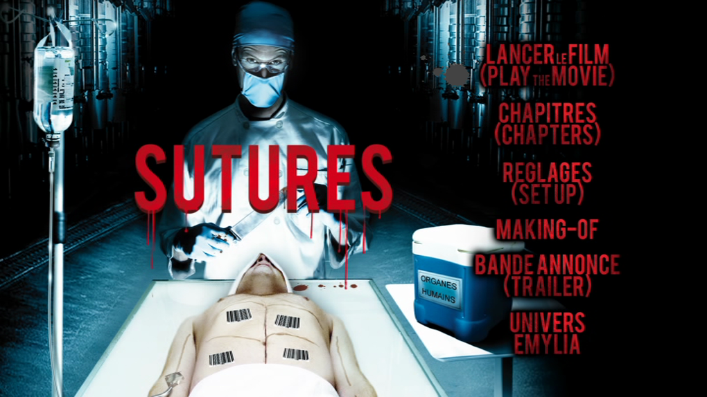 Album - Sutures